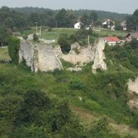 Slunj---ruiny-fortu