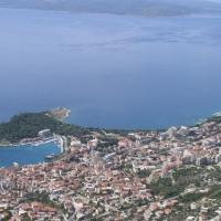 Makarska---panorama-miasta