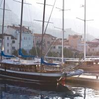 Makarska---port